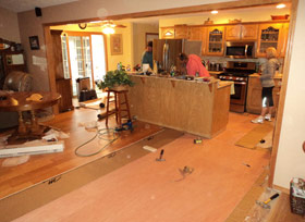 Home Remodel :: We do all types of flooring