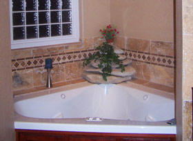 Remodel Master Bathroom :: Jacuzzi Tub